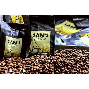 SAMS Coffee (Sumatra Arabica Minang Solok Coffee)