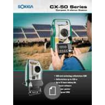 Jual Alat Survey/Ukur Total Station Sokkia CX55