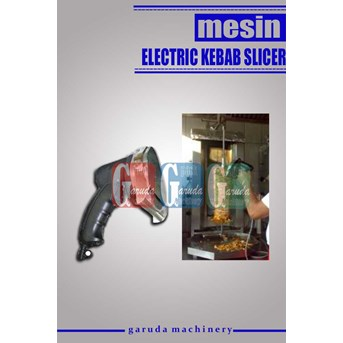 Mesin Pengiris Daging Kebab (Electric Kebab Slicer)