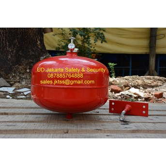 fire exthinguisher APAR thermatic mini 6 kg gas HCFC-123