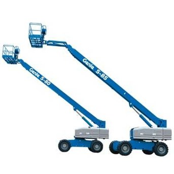 Rental / Sewa Telescopic Boom Lift Genie S-80
