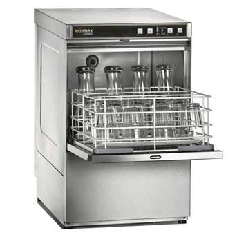 JUAL UNDER COUNTER GLASS WASHER ECOMAX 402 HOBART