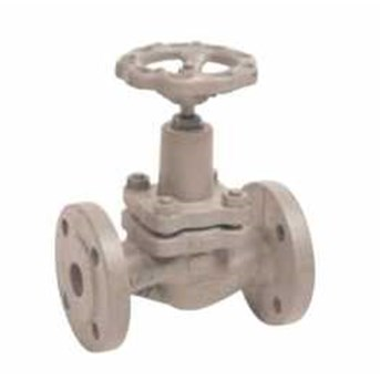 TECOFI – R3243 GLOBE BELLOW VALVE-CAST IRON-FLANGED PN16