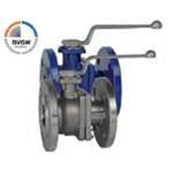 BEE- Flange Ball Valve Made Of Cast Steel Or Stainless Steel