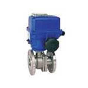 BEE -Automatic Flange Ball Valves In Nodular, Steel Or Stainless Steel