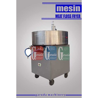 Meat Floss Fryer (Mesin Pengering Abon)