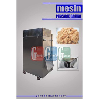 Drawing Machine (Mesin Pencabik Daging)