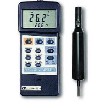 DISSOLVED OXYGEN METER Model : DO-5510 LUTRON TAIWAN