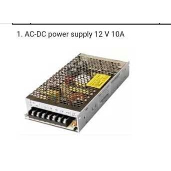 Power Supply Jaring 12V 10A