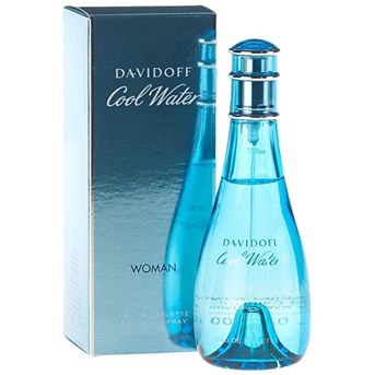Dvd Cool Water Edt Lady 100ml