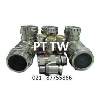 Cable Gland Explosion Proof Distributor Indonesia