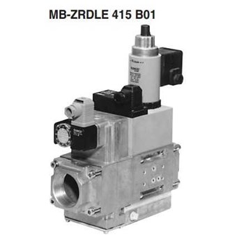 Dungs Gasmultibloc MB-ZRDLE 412 B01 S52 / MB-ZRDLE 412 B07 S22