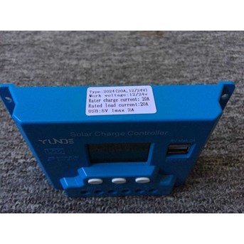 BCR,Solar Charge Controller USB 10A