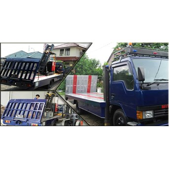 Sewa Mobil Towing Truck (Self Loader)