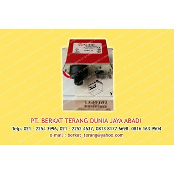 PRESSURE SWITCH type PS101A merk POTTER by VIKING