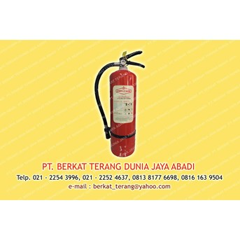 FIRE EXTINGUISHER ABC Dry Powder kap. 3,5 kg merk FIREGUARD