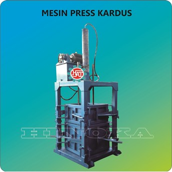 Mesin Press Kardus