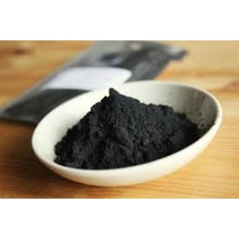 Arang Aktip / Activated Charcoal / botol = net 150 gram / Rp.40.000.-