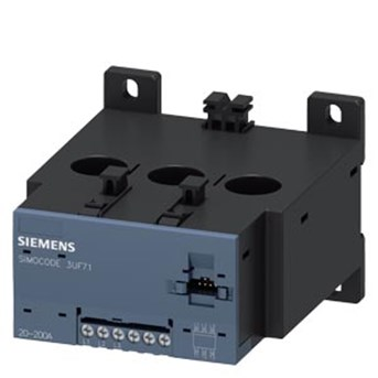 SIEMENS 3UF7113-1AA00-0 CURRENT/VOLTAGE MEASUR MODULE