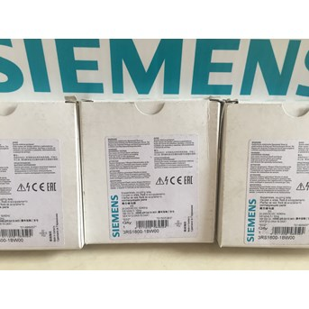 SIEMENS SIRIUS 3RS1800-1BW00 COUPLING RELAY WITH 2NO/2NC