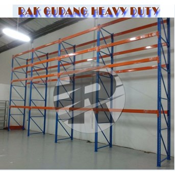 Rak Gudang Heavy Duty