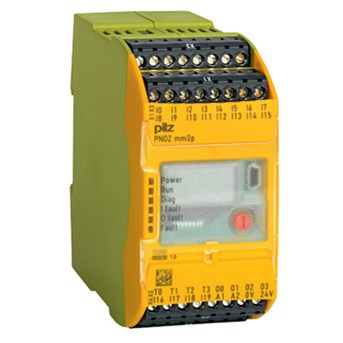 PILZ - SAFETY RELAY PNOZ XV2