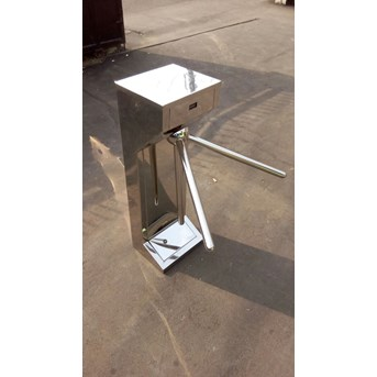 PINTU PUTAR BOX SINGLE FULL STAINLESS (SATU MUKA)