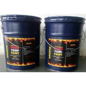 Cat Tahan Panas 1000 derajat-High Temp Paint-Heat Resistant Paint