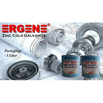 Zinc Cold Galvanize Literan - Galvanis Dingin-Cat Anti Karat-Coating