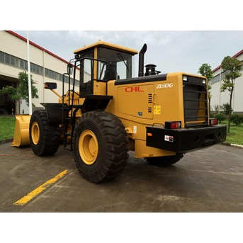 Service Wheel Loader Indonesia