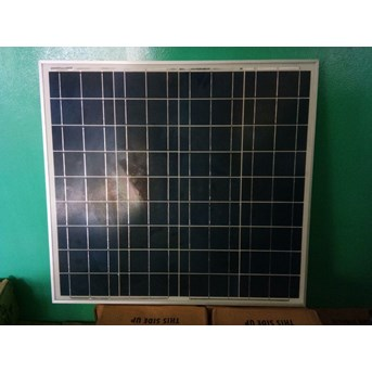 Solar panel, solar cell, modul surya, panel surya 60wp poly murah