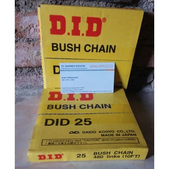 DID DAIDO BUSH CHAIN