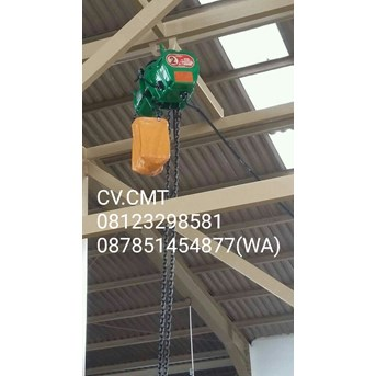 NITTO Electrical Chain Hoist Murah