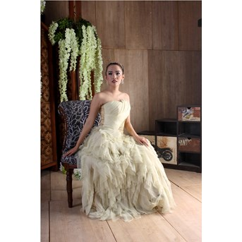Longdress Pesta Lovely Rempel M