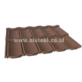 Atap Genteng Metal Pasir 2 x 5 x 0.40 MM MULTI ROOF