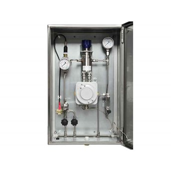 SSNGH Natural Gas Sample System SHAW