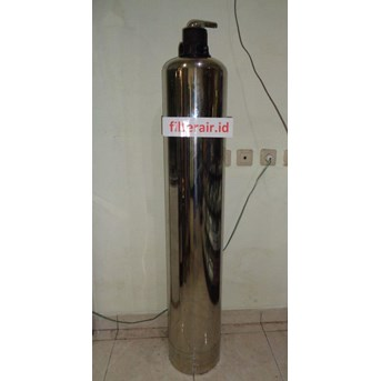 Tabung Filter air FRP lapis Stainless