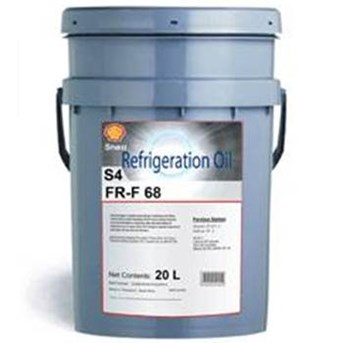 SHELL REFRIGERATION S4 FR-F 68