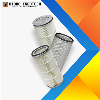 Dust Filter Catridge Pleated
