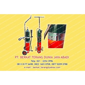 JUAL FIRE FIGHTING EQUIPMENT