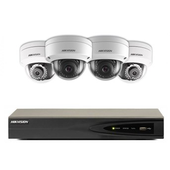Paket CCTV 4 Channel Performance IP-Hikvision