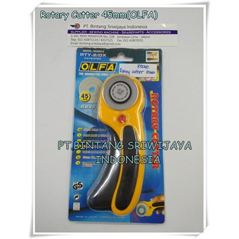 OLFA Safety Rotary Cutter (RTY-2/DX)