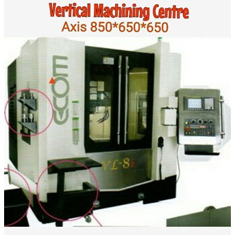 Vertical Machining Centre axis 850*650*650