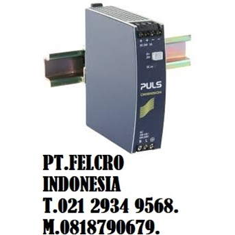 PULS POWER DIN RAIL INDONESIA| PT.FELCRO INDONESIA