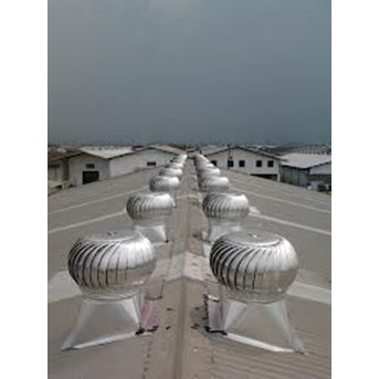 Roof Ventilator atau Turbin Ventilator_Daru