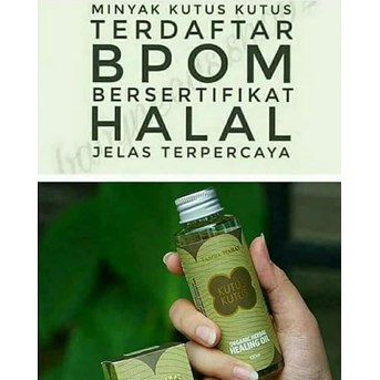 Minyak Herbal Kutus-Kutus Original