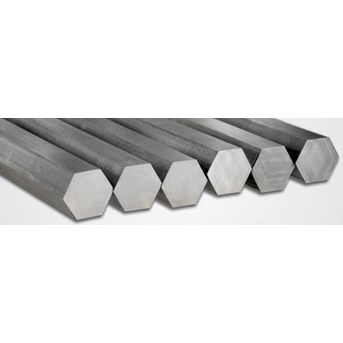 HEXAGONAL BAR/ AS SS 201 dan 304/L