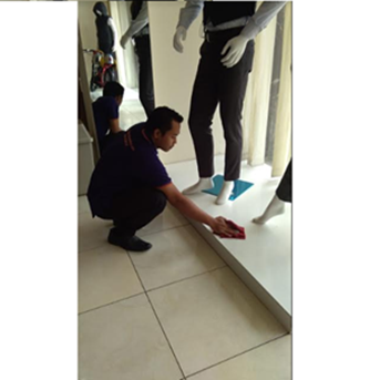 JASA CLEANING SERVICE MALL