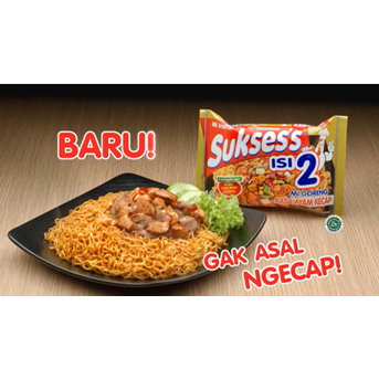 SUKSESS, Mie Instant isi 2