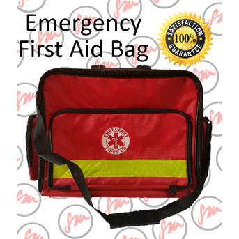 Emergency Responder Bag/First Aid Bag/Fireman First Aid Bag